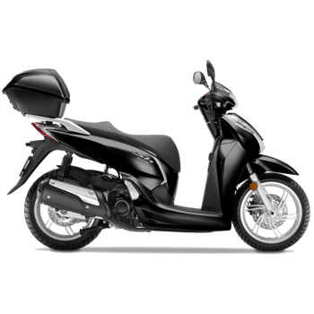 SH 300i TOP BOX. S2 MOTOS OFERTA BARCELONA
